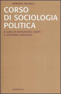 Corso di sociologia politica