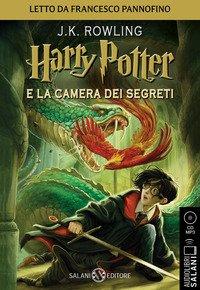 Harry Potter e la camera dei segreti letto da Giorgio Scaramuzzino