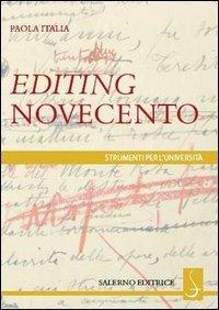 Editing Novecento