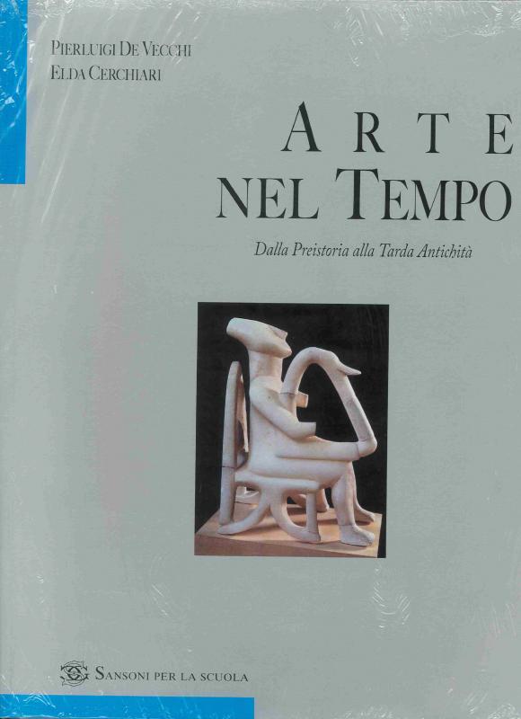 Arte Nel Tempo I.ed.blu+glossario+indici