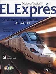 Elexpres. Curso Intensivo De Espanol A1-a2-b1 N.e.
