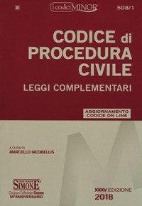 Codice Di Procedura Civile. Leggi Complementari. Ediz. Minor. Con Contenuto Digitale Per Download E