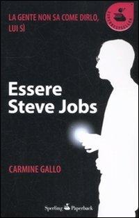 Essere Steve Jobs
