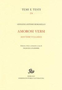 Amorosi versi (Rhythmi vulgares)