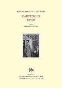 Carteggio 1949-1970