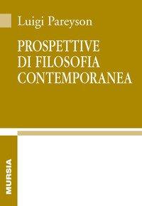 Prospettive di filosofia contemporanea