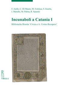 Incunaboli a Catania