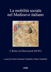 La mobilità sociale nel Medioevo italiano