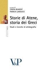 Storie di Atene, storia dei Greci