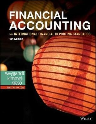 Financial Accounting 4 Ed