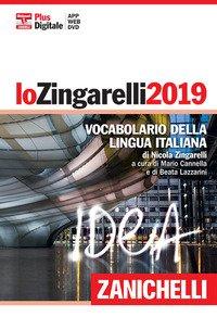 Lo Zingarelli 2019. Vocabolario della lingua italiana. Plus digitale