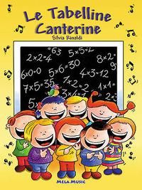 Tabelline Canterine. Con Cd Audio (le)