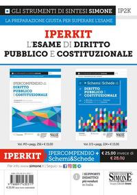 Iperkit Esame Di Diritto Pubblico E Costituzionale: Ipercompendio Diritto Pubblico E Costituzion...
