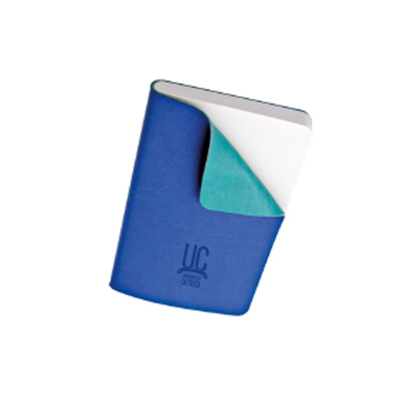 Moleskina Reflexa Piccola Azzurro Turchese