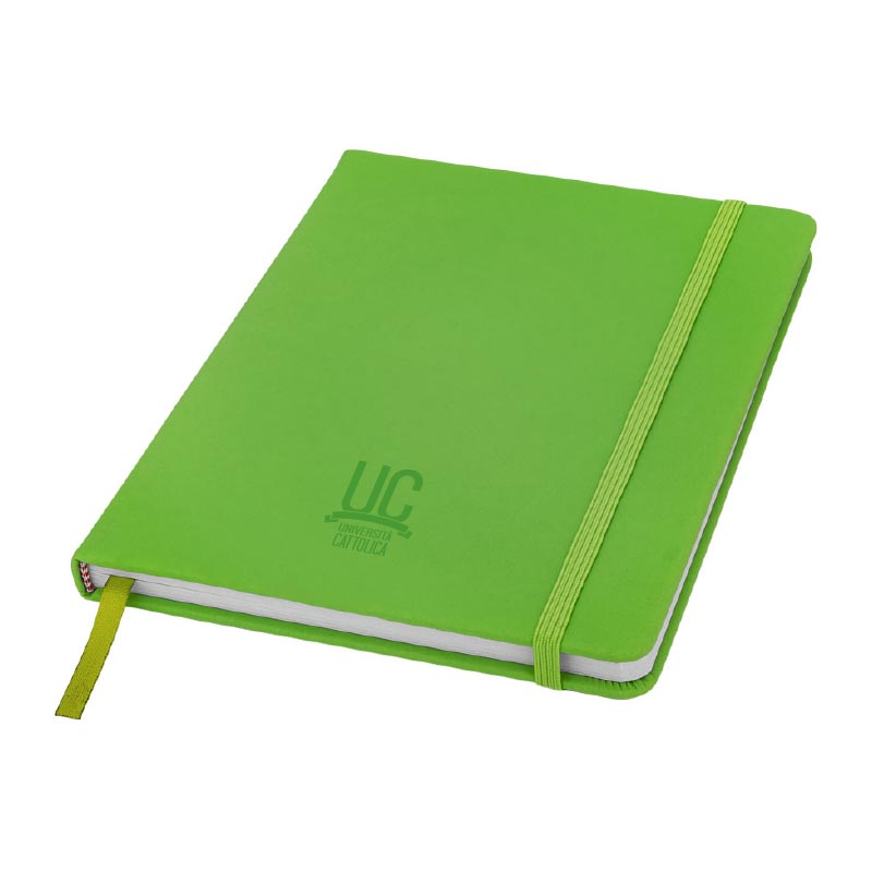 Notebook Spectrum A5 Verde