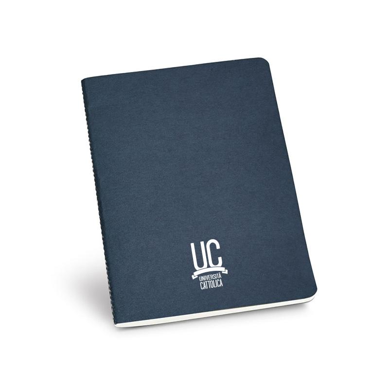 Notes In Carta Riciclata A Righe Blu